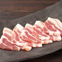 Negitama Gohan (rice and egg rice)
