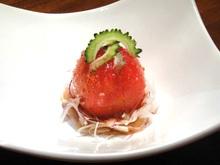 有機野菜使用 トマト丸ごとサラダ