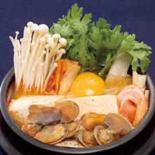 純豆腐ランチ