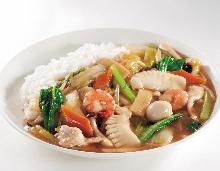 Ankake rice