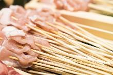 串揚げ 豚ロース肉