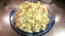 Macaroni salad