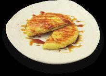 Hotteok (Korean filled pancake)