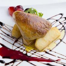 Sauteed foie gras