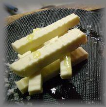 クリームチーズ粕漬
