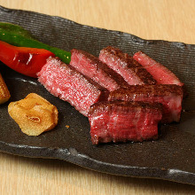 Wagyu beef tenderloin steak
