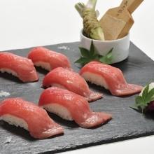 Chutoro (medium fatty tuna)