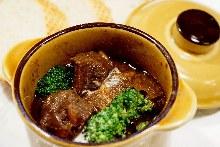 Tongue stew