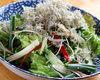 Chirimen-jako salad