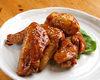 Deep-fried chicken wing with Jan jorim