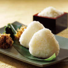 Rice ball (salt)