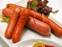 Assorted sausage, 4 kinds