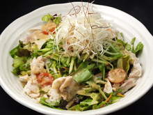 Shabu-shabu salad