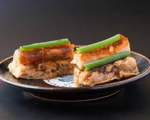 Nikogori(gelatin and boiled fish soup)