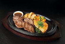 Beef top blade steak