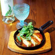 Pan-fried gyoza
