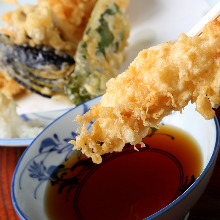 ≪並≫天ぷら定食