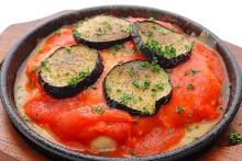 はんぺんチーズ焼き(トマトソース)