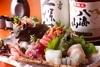 Assorted Seasonal Sashimi – five types