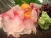 Seasonal Fish – White Sashimi