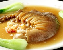 Simmered shark fin
