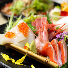 Assorted sashimi of the day, 3 kinds