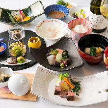 8,000 JPY Course (9 Items)