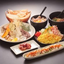 2,680 JPY Course (7 Items)