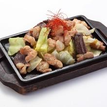 Offal Teppanyaki
