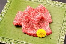 Wagyu beef kalbi