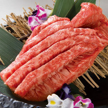 Wagyu beef lean steak