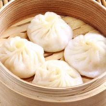 Xiaolongbao (soup dumplings)