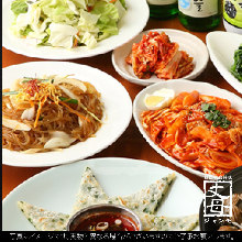 3,100 JPY Course (7  Items)