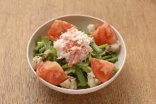 ウロコ サラダ