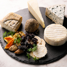 Assorted cheese