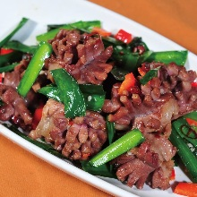 Other Chinese stir-fries