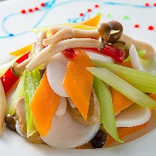 Other vinegared / marinated / simmered vegetables