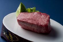 Beef tongue base
