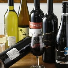 Bottle Wine Red/White