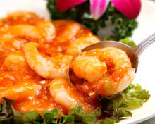 Chili shrimp