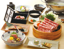 6,480 JPY Course (6 Items)