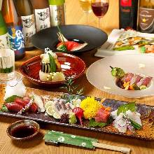 2,980 JPY Course (8 Items)