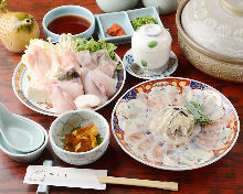5,000 JPY Course (5 Items)