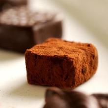 自家製生チョコレート