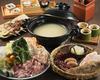 Tokyo Shamo Chicken, Chicken hot pot course