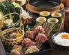 Tokyo Shamo Chicken, Sukiyaki course