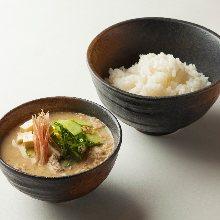 Hiyajiru (cold soup)