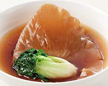 Shark fin stew