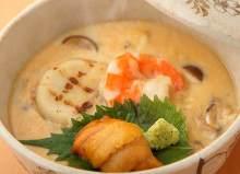 Chawanmushi (steamed egg custard)