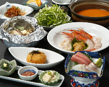 9,504 JPY Course (7 Items)
